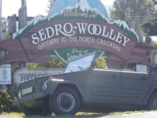 Der Veltjehger in Sedro Woolley