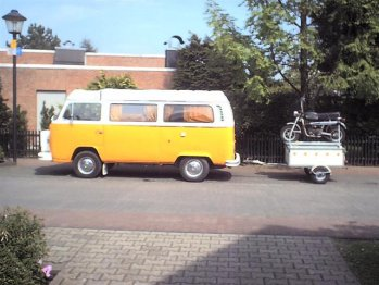 Westfalia Gespann